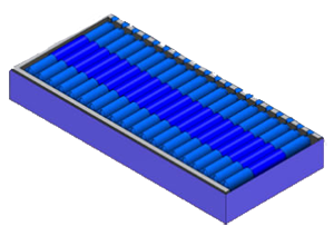 stage iv lateral support mattress